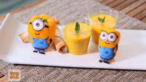 Cinco de minion salsa 1